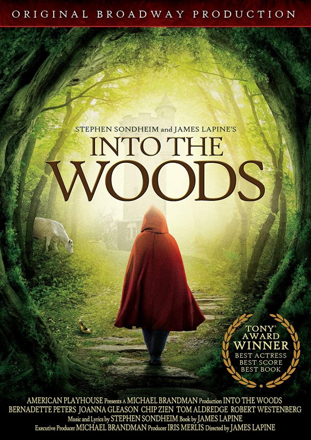 """Spotlight on Wisdom Interview with the cast of """"Into the Woods"""""""