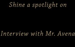 Spotlight on Wisdom Interview with Mr. Avena