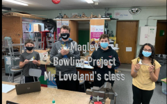 Mr. Loveland's Maglev Bowling Project